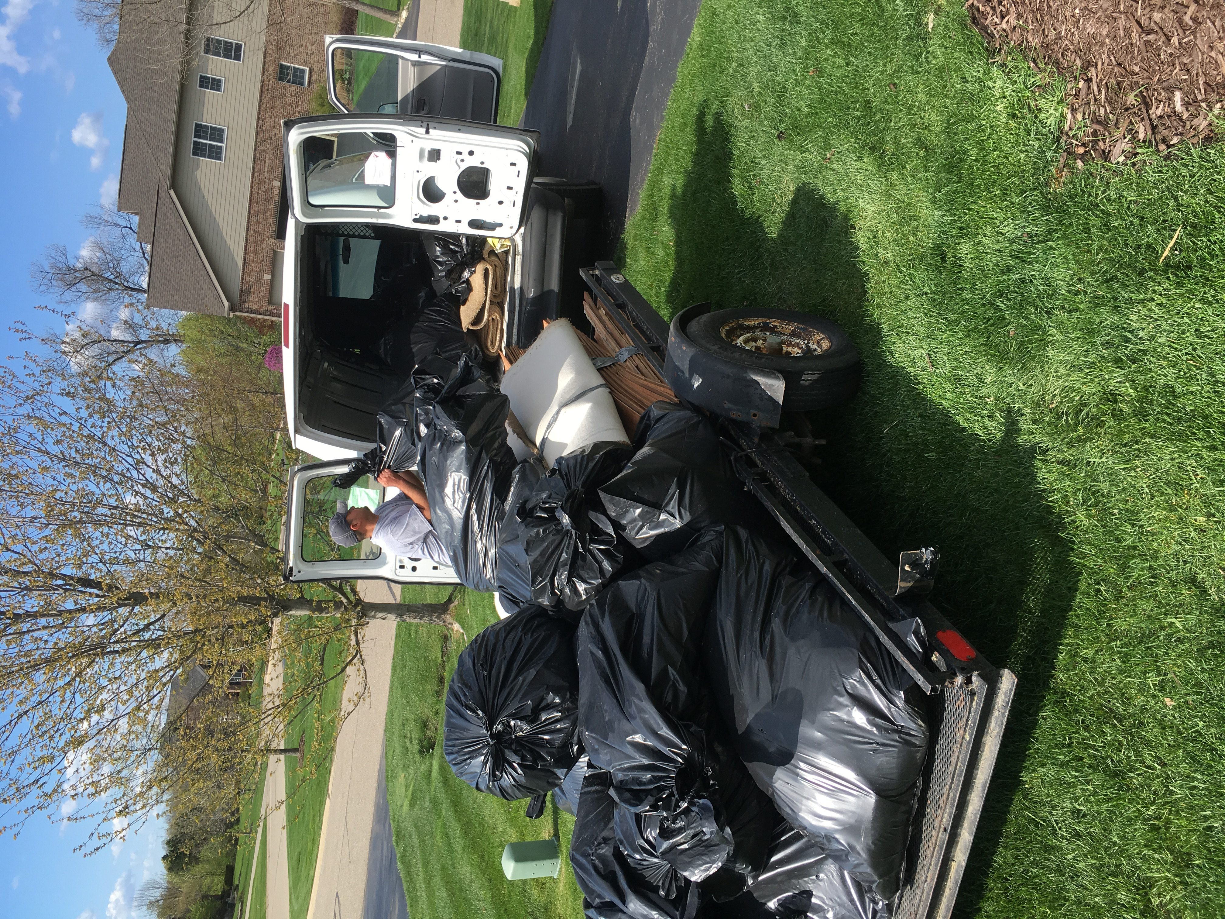 clean up after sewer backup in Grosse Point Michigan United Stat